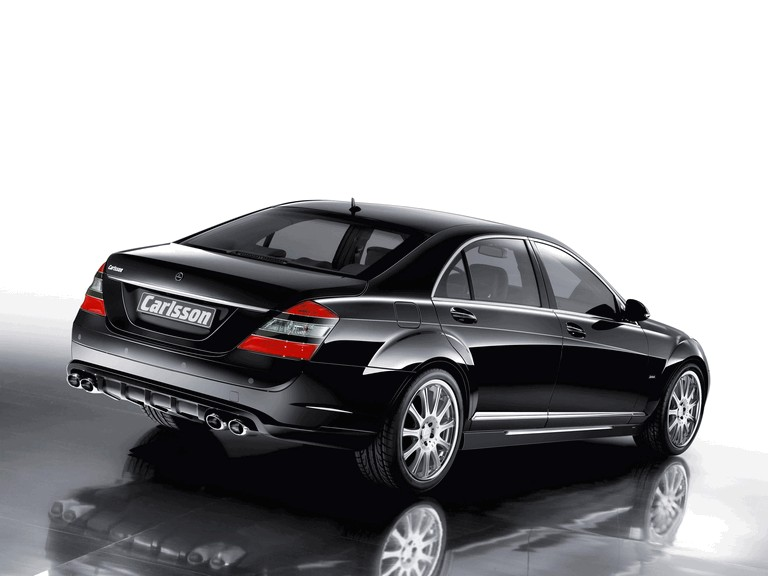 2009 Mercedes Benz S500 W221 By Carlsson 263370