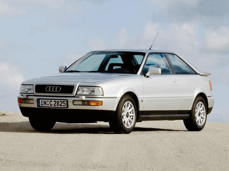 1991 Audi 80 coupé 263397