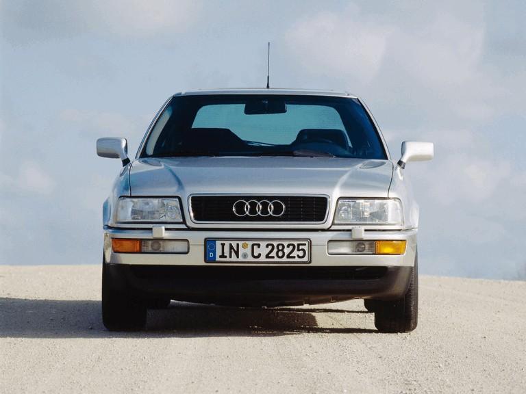 1991 Audi 80 coupé 263400