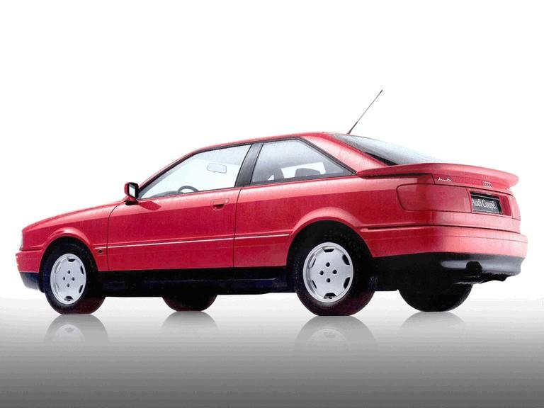 1991 Audi 80 coupé 263402