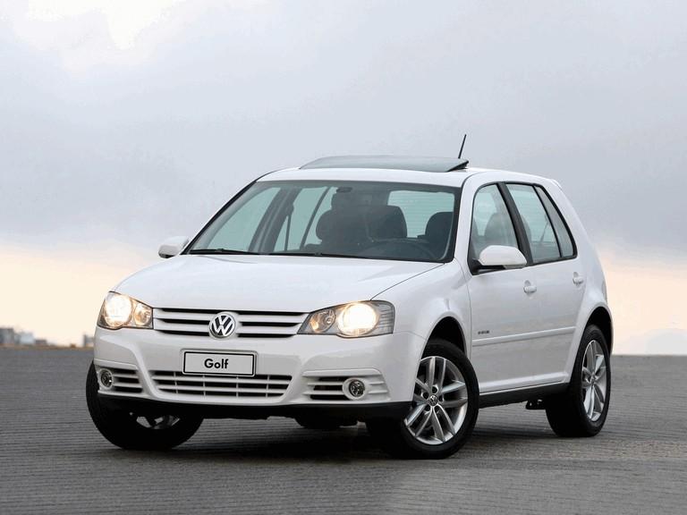 2007 Volkswagen Golf Sportline - Brasilian version 263428