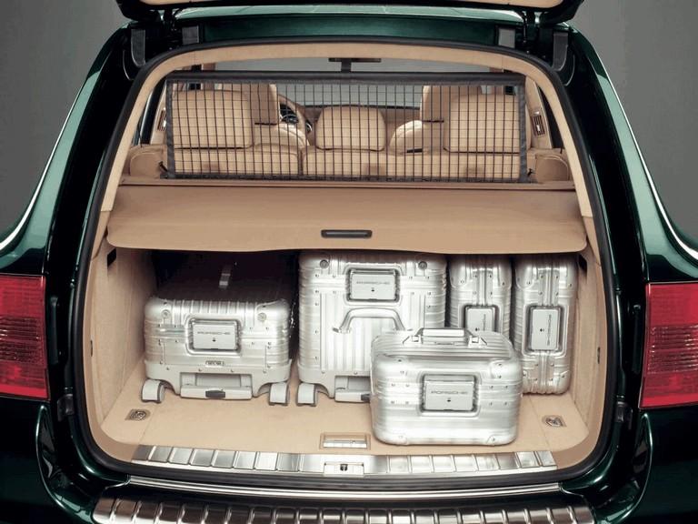 2003 Porsche Cayenne Turbo 200669