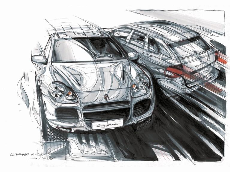 2003 Porsche Cayenne Turbo 200672