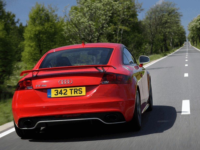 2009 Audi TT RS coupé - UK version 263557