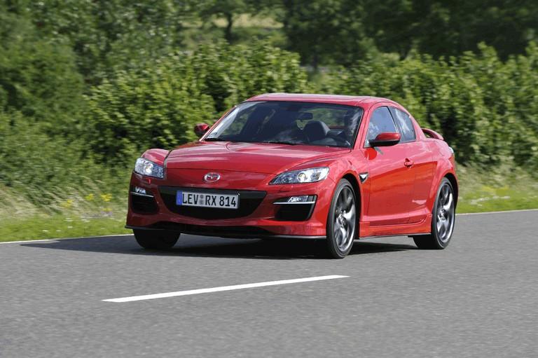 2009 Mazda RX-8 263705
