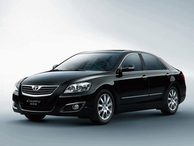 2006 Toyota Camry - Chinese version 263784