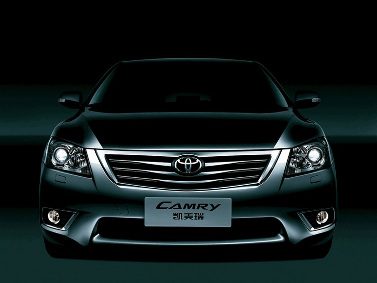 2006 Toyota Camry - Chinese version 263787