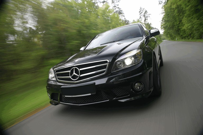 2009 Mercedes-Benz C63 AMG by Edo Competition 263797