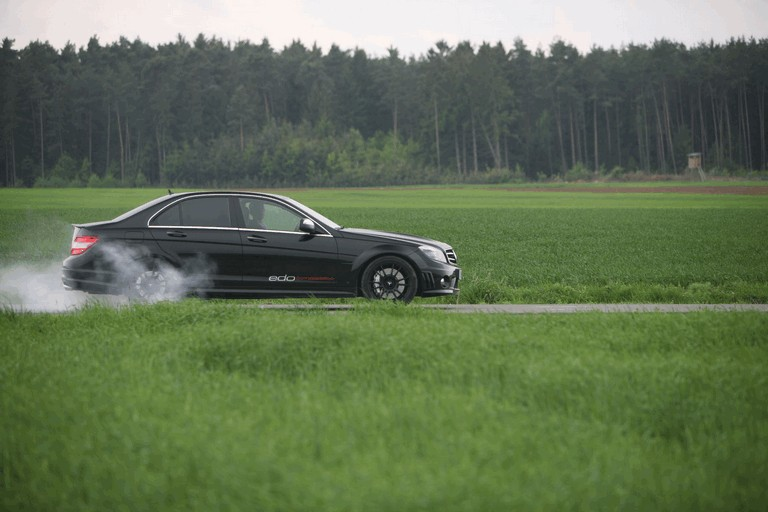 2009 Mercedes-Benz C63 AMG by Edo Competition 263802