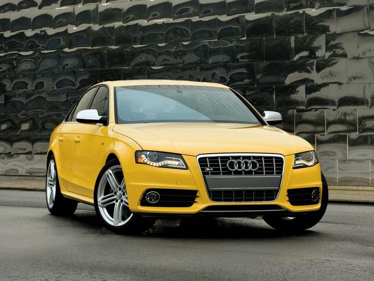 2009 Audi S4 ( B8 8K ) - USA version 263892