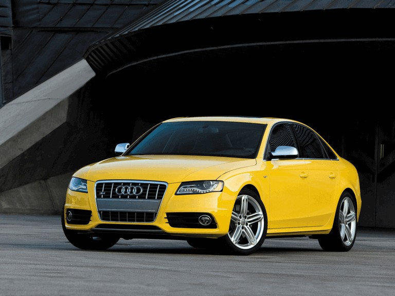 2009 Audi S4 ( B8 8K ) - USA version 263893