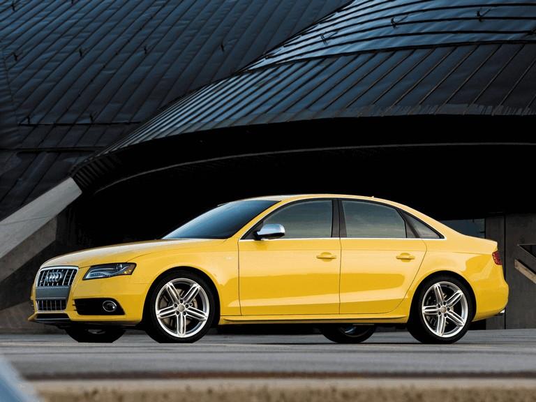 2009 Audi S4 ( B8 8K ) - USA version 263894