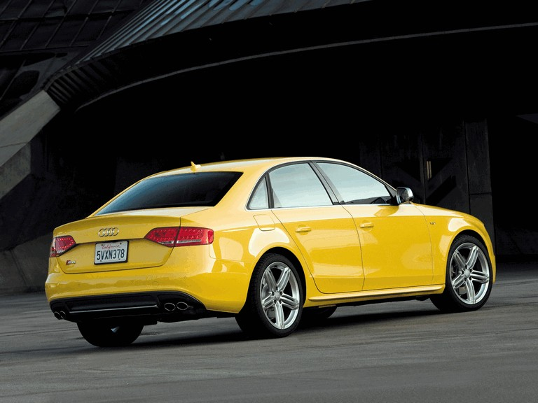 2009 Audi S4 ( B8 8K ) - USA version 263895