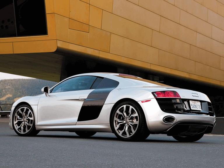2009 Audi R8 V10 - USA version 263944