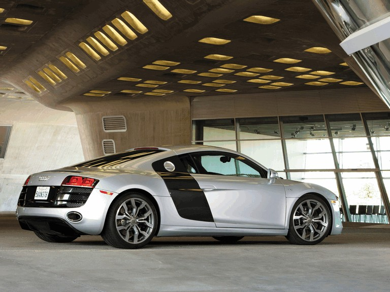 2009 Audi R8 V10 - USA version 263947