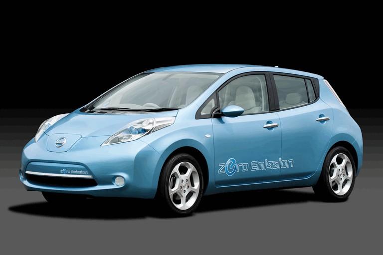 2009 Nissan Leaf 264055