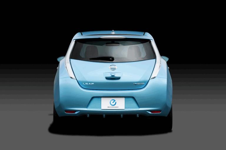 2009 Nissan Leaf 264056