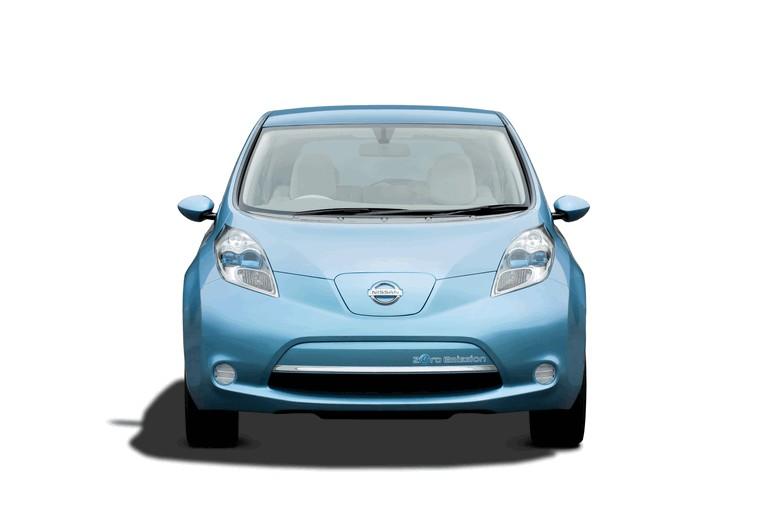 2009 Nissan Leaf 264059