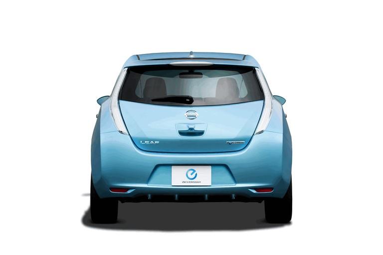 2009 Nissan Leaf 264061