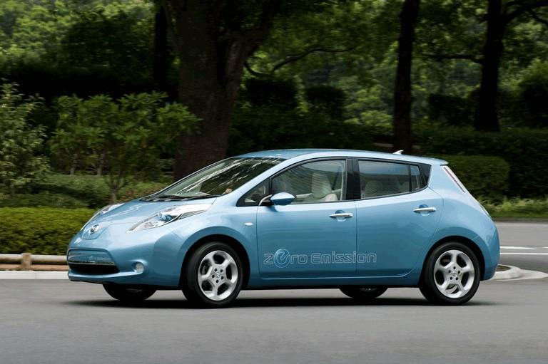 2009 Nissan Leaf 264064