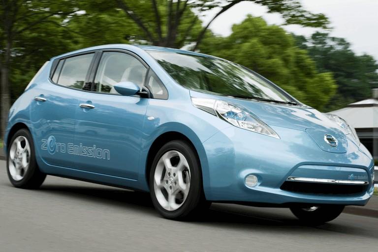 2009 Nissan Leaf 264065