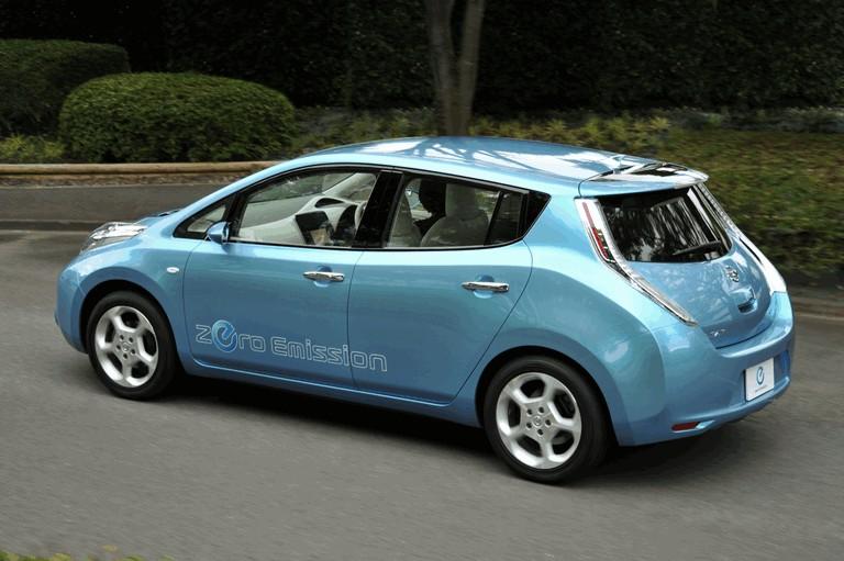 2009 Nissan Leaf 264067