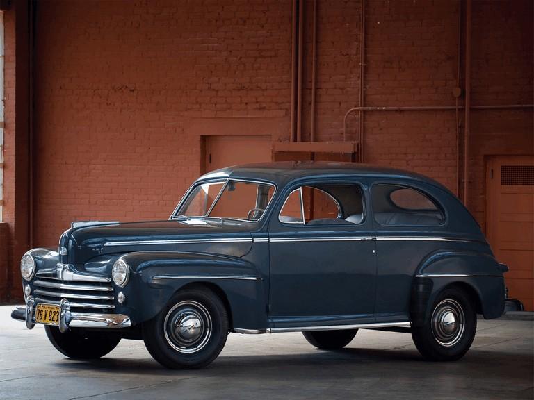 1947 Ford Super Deluxe Tudor sedan 264226
