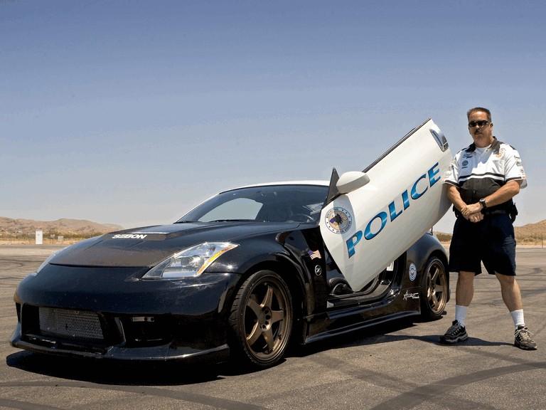 2007 Nissan 350Z ( 33Z ) - Japanese Police car 264250
