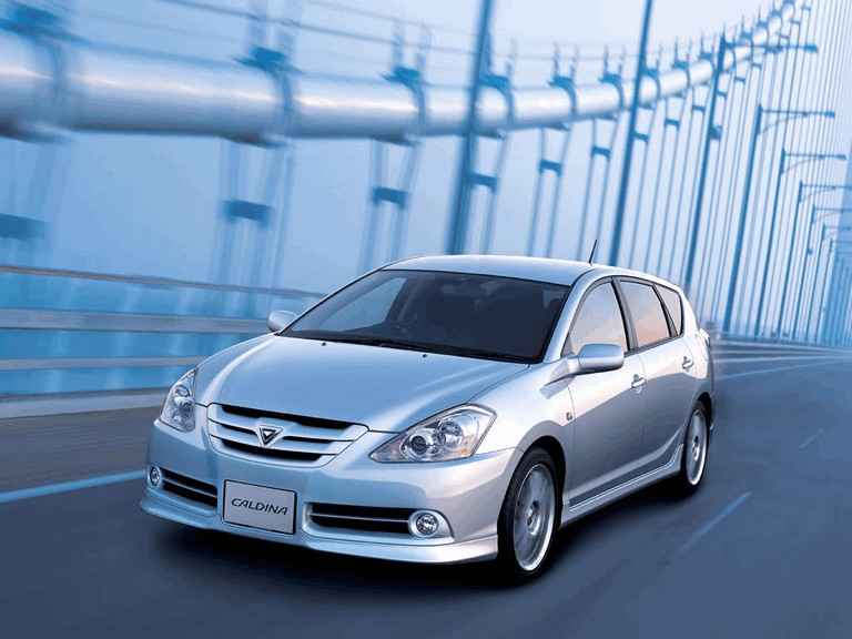 2002 Toyota Caldina 240 264252
