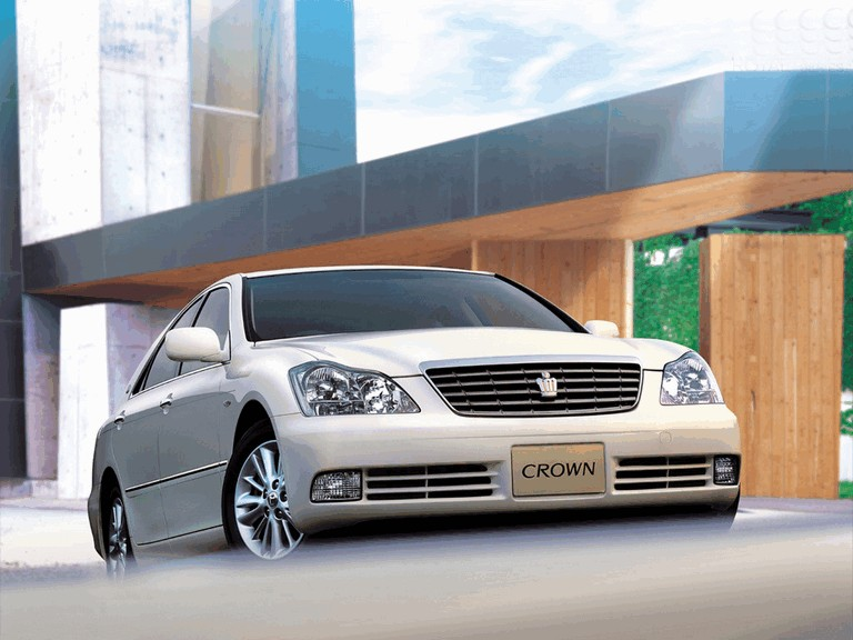 2008 Toyota Crown Royal S180 264271