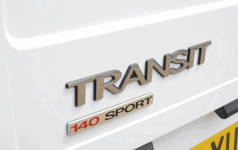 2009 Ford Transit SportVan limited edition 264338