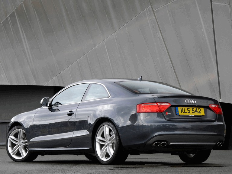 2008 Audi S5 coupé - UK version 264445