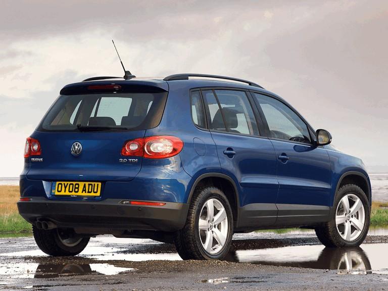 2008 Volkswagen Tiguan Track & Field - UK version 264755