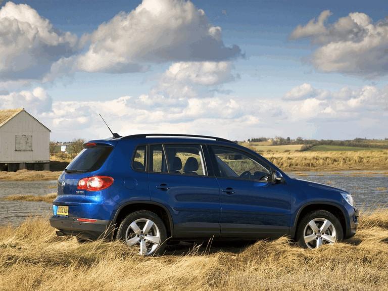 2008 Volkswagen Tiguan Track & Field - UK version 264760