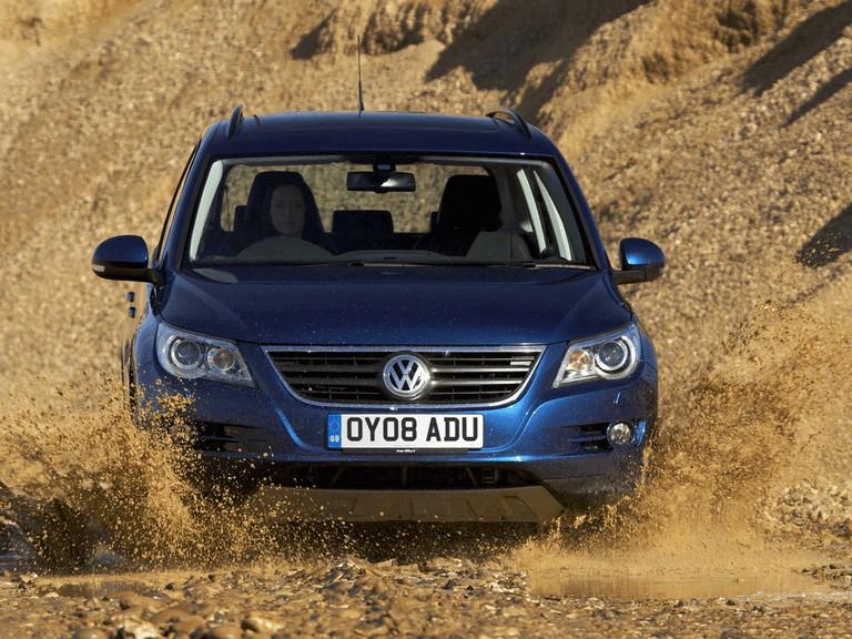 2008 Volkswagen Tiguan Track & Field - UK version 264761