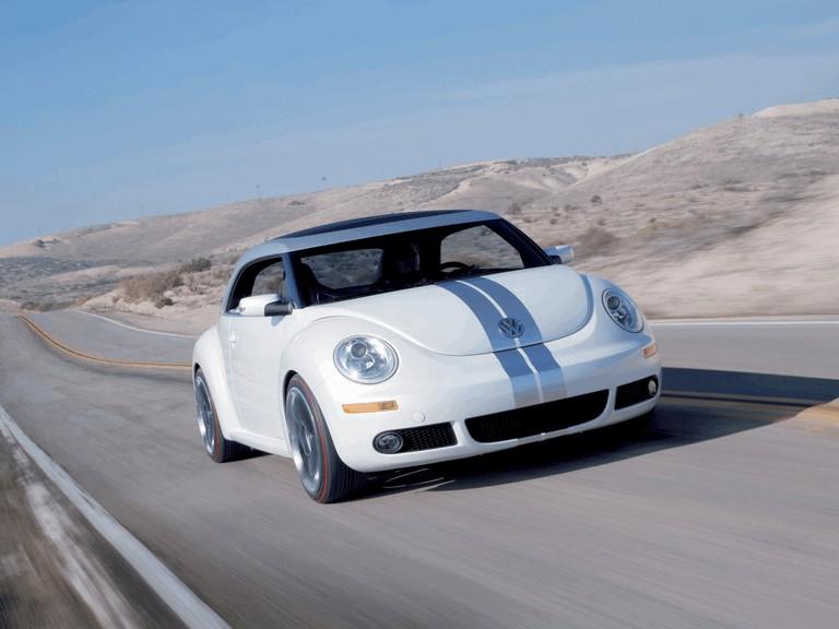 2003 Volkswagen New Beetle Ragster concept 484652