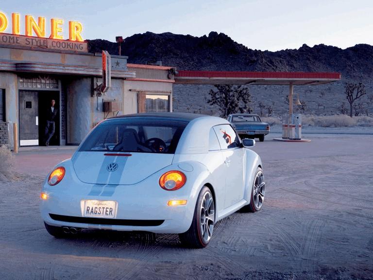 2003 Volkswagen New Beetle Ragster concept 484654