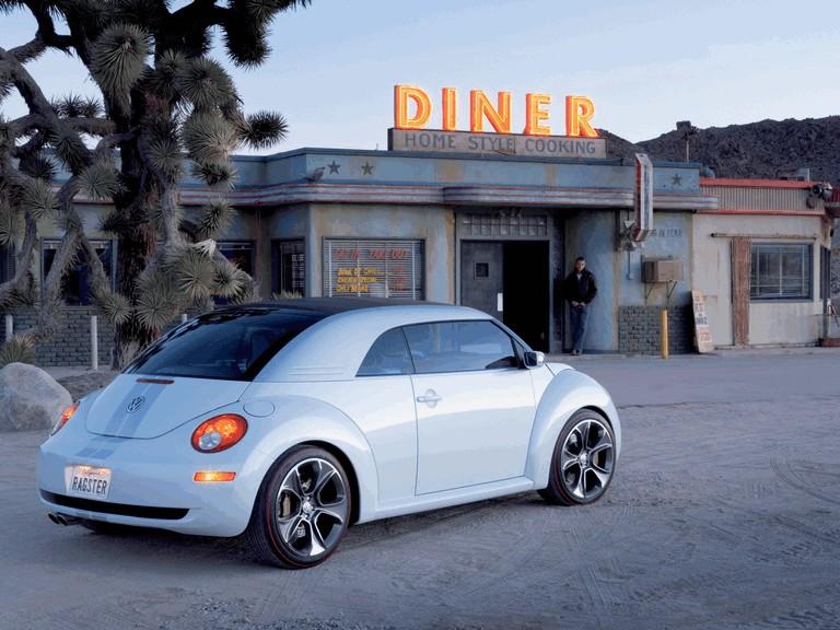 2003 Volkswagen New Beetle Ragster concept 484655