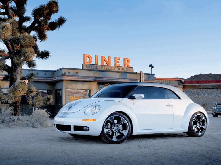 2003 Volkswagen New Beetle Ragster concept 484658