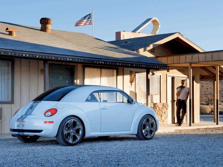 2003 Volkswagen New Beetle Ragster concept 484660