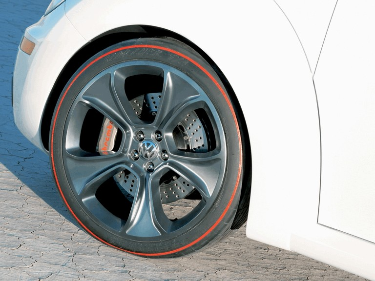 2003 Volkswagen New Beetle Ragster concept 484661