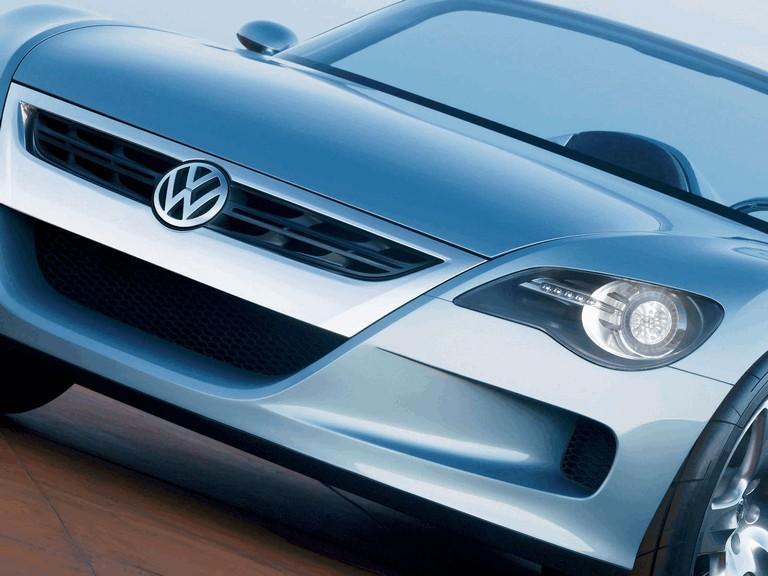 2003 Volkswagen Concept-R concept 484672