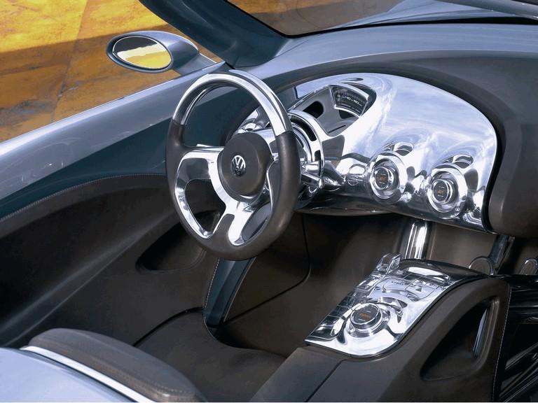 2003 Volkswagen Concept-R concept 484676