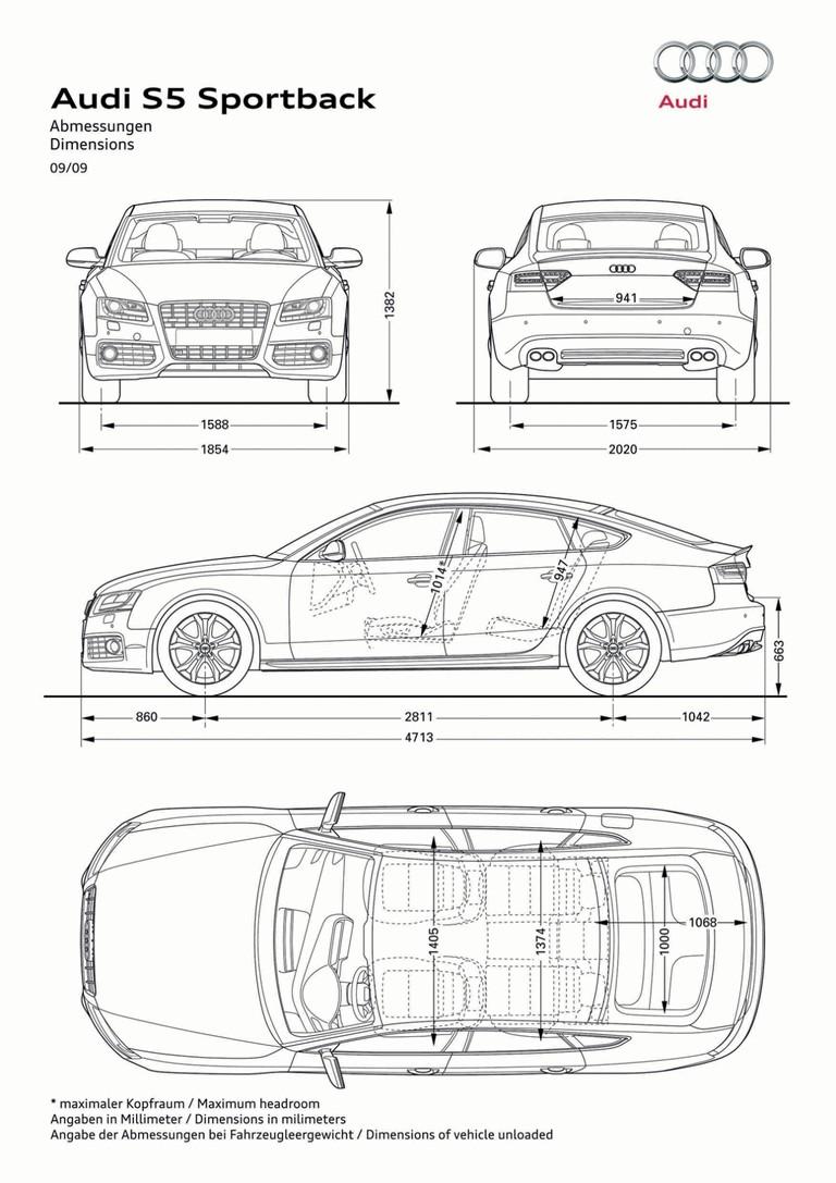 2009 Audi S5 sportback 265219