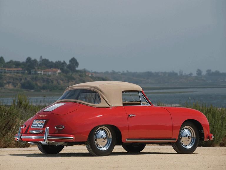 1955 Porsche 356A cabriolet 265229