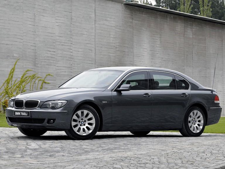 2005 BMW 760Li ( E66 ) Security 265350