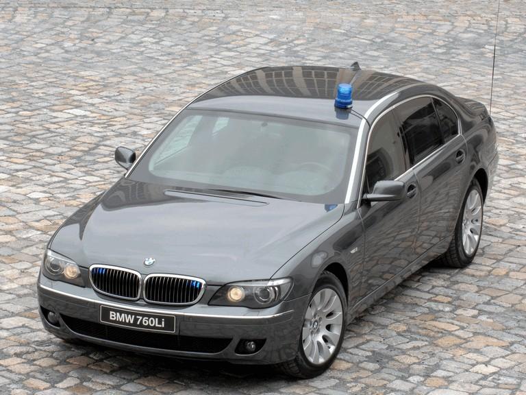 2005 BMW 760Li ( E66 ) Security 265351