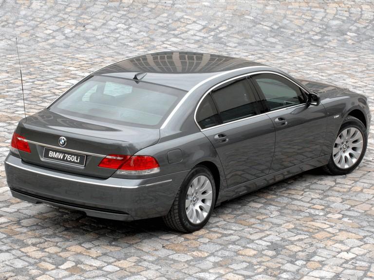 2005 BMW 760Li ( E66 ) Security 265352
