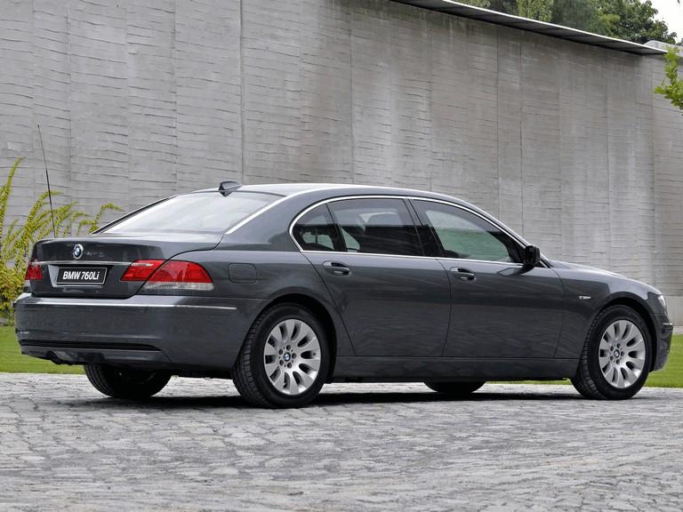 2005 BMW 760Li ( E66 ) Security 265353