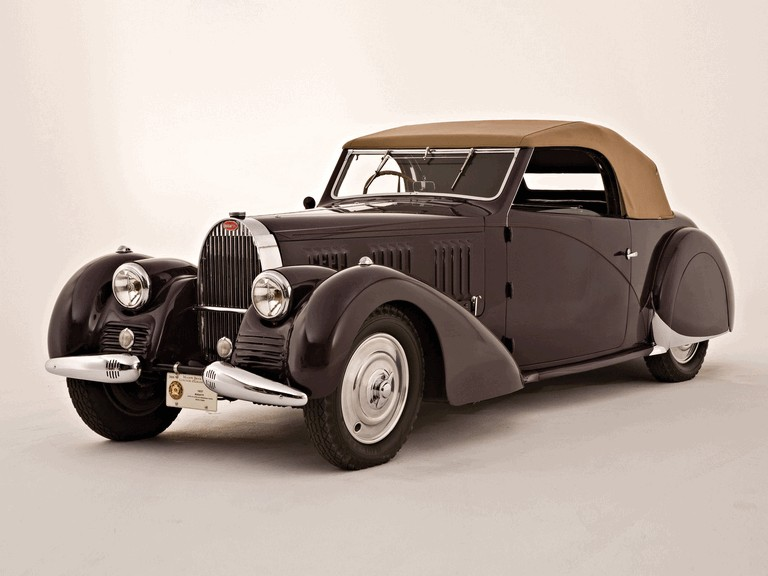 1937 Bugatti Type 57 Stelvio 265483